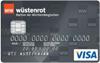Wüstenrot Visakarte