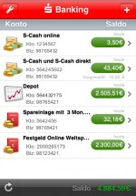 S-Banking iPhone App