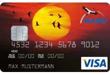 NABU VISA-Card