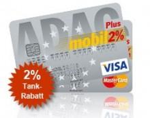 ADAC mobilKarten-Doppel SILBER