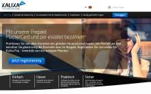 Kalixa-Pay-Webseite