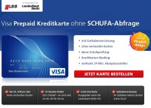 LBB-Prepaid-Visakarte