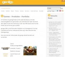 Das Games Portfolio der gamigo AG